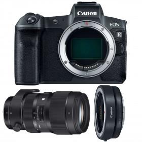Canon EOS R + Sigma 50-100mm F1.8 DC HSM Art + Canon EF EOS R | 2 Years Warranty