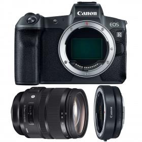 Canon EOS R + Sigma 24-70mm F2.8 DG OS HSM Art + Canon EF EOS R | 2 Years Warranty