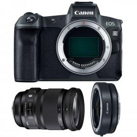 Canon EOS R + Sigma 24-105mm F4 DG OS HSM Art + Canon EF EOS R | 2 Years Warranty