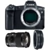 Canon EOS R + Sigma 50mm F1.4 DG HSM Art + Canon EF EOS R | Garantie 2 ans