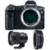 Canon EOS R + Sigma 105mm F1.4 DG HSM Art + Canon EF EOS R | Garantie 2 ans