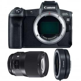 Canon EOS R + Sigma 135mm F1.8 DG HSM Art + Canon EF EOS R | 2 Years Warranty