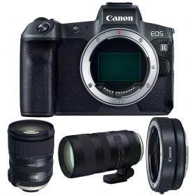 Canon EOS R + Tamron SP 24-70mm F/2.8 Di VC USD G2 + Tamron SP 70-200mm F/2.8 Di VC USD G2 + Canon EF EOS R | 2 Years Warranty