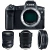 Canon EOS R + Tamron SP 24-70mm F/2.8 Di VC USD G2 + Tamron SP 15-30mm F/2.8 Di VC USD G2 + Canon EF EOS R   2 años de garantía