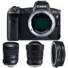 Canon EOS R + Tamron SP 24-70mm F/2.8 Di VC USD G2 + Tamron SP 15-30mm F/2.8 Di VC USD G2 + Canon EF EOS R | Garantie 2 ans