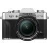 Fujifilm X-T30 Silver + XF 18-55mm f/2.8-4 R LM OIS Black | 2 Years Warranty