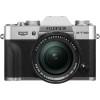 Fujifilm X-T30 Silver + XF 18-55mm f/2.8-4 R LM OIS Negro