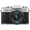 Fujifilm X-T30 Silver + XC 15-45mm f/3.5-5.6 OIS PZ Black | 2 Years Warranty
