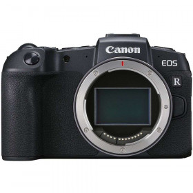 Canon EOS RP + RF 24-240 mm f/4-6,3 IS USM + Canon EF EOS R