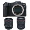 Canon EOS RP + RF 50mm f/1.2L USM + RF 24-105 mm f/4L IS USM | 2 Years Warranty