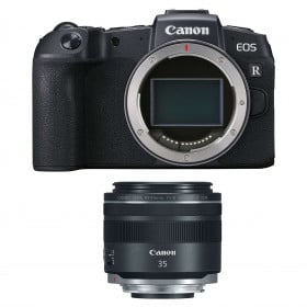 Canon EOS RP + RF 35mm f/1.8 Macro IS STM
