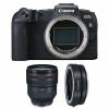 Canon EOS RP + RF 28-70mm f/2L USM + Canon EF EOS R | 2 años de garantía