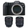 Canon EOS RP + RF 28-70mm f/2L USM + RF 50mm f/1.2L USM | Garantie 2 ans
