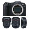 Canon EOS RP + RF 28-70mm f/2L USM + RF 50mm f/1.2L USM + Canon EF EOS R | 2 Years Warranty