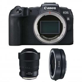 Canon EOS RP + Tamron SP 15-30mm F/2.8 Di VC USD G2 + Canon EF EOS R