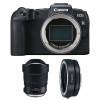 Canon EOS RP + Tamron SP 15-30mm F/2.8 Di VC USD G2 + Canon EF EOS R | Garantie 2 ans