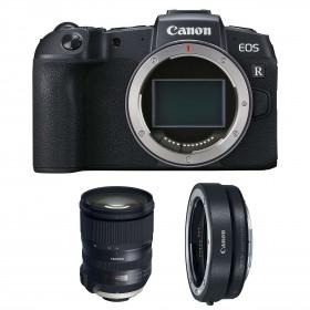 Canon EOS RP + Tamron SP 24-70mm F/2.8 Di VC USD G2 + Canon EF EOS R