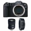 Canon EOS RP + Tamron SP 24-70mm F/2.8 Di VC USD G2 + Canon EF EOS R | 2 años de garantía