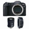 Canon EOS RP + Tamron SP 24-70mm F/2.8 Di VC USD G2 + Canon EF EOS R | 2 Years Warranty