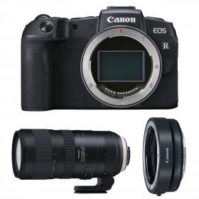 Canon EOS RP + Tamron SP 70-200mm F/2.8 Di VC USD G2 + Canon EF EOS R