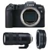 Canon EOS RP + Tamron SP 70-200mm F/2.8 Di VC USD G2 + Canon EF EOS R | Garantie 2 ans