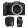 Canon EOS RP + Tamron SP 35mm F/1.8 Di VC USD + Canon EF EOS R | 2 años de garantía