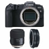 Canon EOS RP + Tamron SP 45mm F/1.8 Di VC USD + Canon EF EOS R   Garantie 2 ans