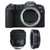 Canon EOS RP + Tamron SP 85mm F/1.8 Di VC USD + Canon EF EOS R   2 años de garantía