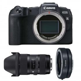 Canon EOS RP + Sigma 18-35mm F1.8 DC HSM Art + Canon EF EOS R