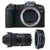 Canon EOS RP + Sigma 18-35mm F1.8 DC HSM Art + Canon EF EOS R   Garantie 2 ans