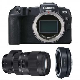 Canon EOS RP + Sigma 50-100mm F1.8 DC HSM Art + Canon EF EOS R
