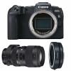 Canon EOS RP + Sigma 50-100mm F1.8 DC HSM Art + Canon EF EOS R | 2 años de garantía