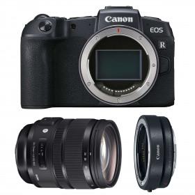 Canon EOS RP + Sigma 24-70mm F2.8 DG OS HSM Art + Canon EF EOS R