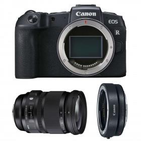 Canon EOS RP + Sigma 24-105mm F4 DG OS HSM Art + Canon EF EOS R