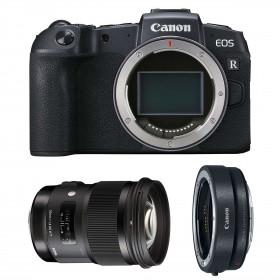 Canon EOS RP + Sigma 50mm F1.4 DG HSM Art + Canon EF EOS R