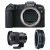 Canon EOS RP + Sigma 105mm F1.4 DG HSM Art + Canon EF EOS R | Garantie 2 ans