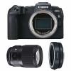 Canon EOS RP + Sigma 135mm F1.8 DG HSM Art + Canon EF EOS R | 2 años de garantía