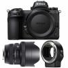 Nikon Z7 + Sigma 12-24mm F4 DG HSM Art + Nikon FTZ | Garantie 2 ans
