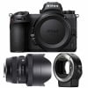 Nikon Z6 + Sigma 12-24mm F4 DG HSM Art + Nikon FTZ | Garantie 2 ans