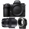 Nikon Z7 + Sigma 14-24mm F2.8 DG HSM Art + Nikon FTZ | 2 Years Warranty