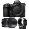 Nikon Z7 + Sigma 14-24mm F2.8 DG HSM Art + Nikon FTZ | Garantie 2 ans