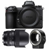 Nikon Z6 + Sigma 14-24mm F2.8 DG HSM Art + Nikon FTZ | 2 Years Warranty