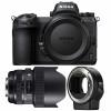 Nikon Z6 + Sigma 14-24mm F2.8 DG HSM Art + Nikon FTZ | Garantie 2 ans