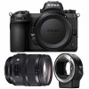 Nikon Z7 + Sigma 24-70mm F2.8 DG OS HSM Art + Nikon FTZ | 2 Years Warranty