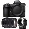 Nikon Z7 + Sigma 24-70mm F2.8 DG OS HSM Art + Nikon FTZ