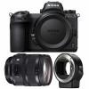 Nikon Z6 + Sigma 24-70mm F2.8 DG OS HSM Art + Nikon FTZ