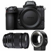 Nikon Z6 + Sigma 24-105mm F4 DG OS HSM Art + Nikon FTZ | 2 Years Warranty