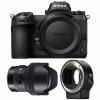 Nikon Z7 + Sigma 14mm F1.8 DG HSM Art + Nikon FTZ | Garantie 2 ans
