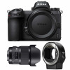 Nikon Z6 + Sigma 20mm F1.4 DG HSM Art + Nikon FTZ | 2 Years Warranty