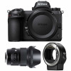 Nikon Z7 + Sigma 24mm F1.4 DG HSM Art + Nikon FTZ | 2 años de garantía